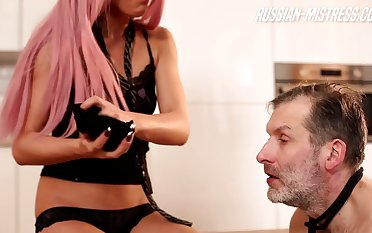 Mistress Rebeca Flick - Russian-Mistress