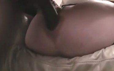 My licentious spliced loves an anal bang and she is a true black cock nympho