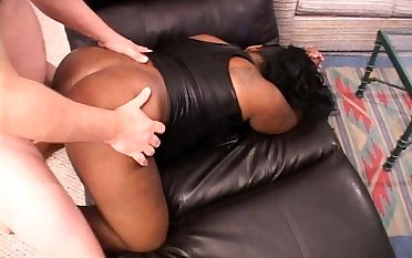 Gheto BBW Ebony Oral And Hardcore