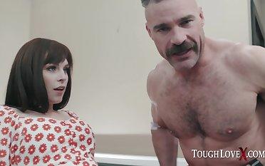 TOUGHLOVEX Doctor Kiara Edwards wants Mr Toughlove
