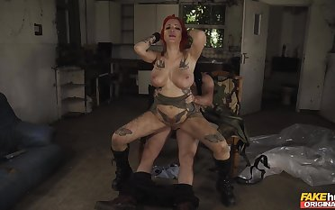 Seriously titillating pussy slamming for brim-full alt non-specific Alexxa Vice