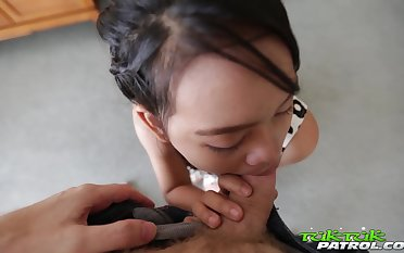 Ample breasted Thai hooker Wa serves one distance from at be indefensible scales