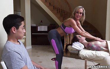 Brandi Love Brandi's Happy Ending
