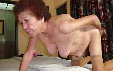 HelloGrannY Latin Matured Ladies Pictured Undress