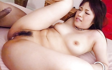 Busty, Yuri Sato, craves be expeditious for cock in her penurious vag