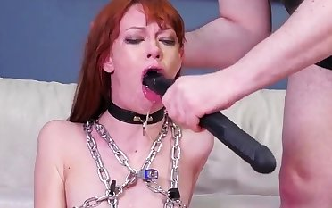 Chunky cock dominates cadger compilation xxx Slavemouth Alexa