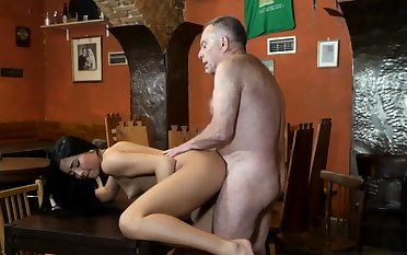 Teen gagging anal and pa teaches xxx Can you trust