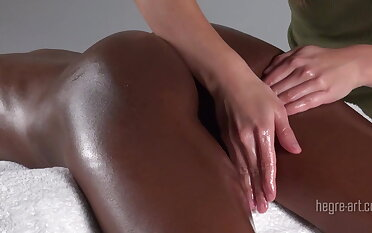 Triple magic clamber massage