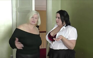 Closeup movie of hardcore fucking up heavy Sarah Jane and Lacey Starr