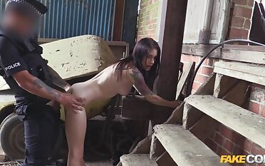 From USA With Love: Anal Sex In The Barn Yard