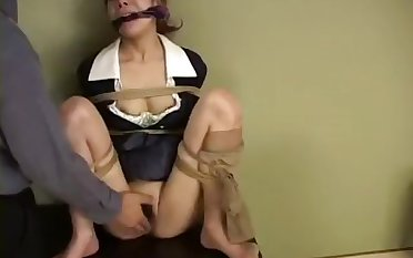 Asian Stewardess