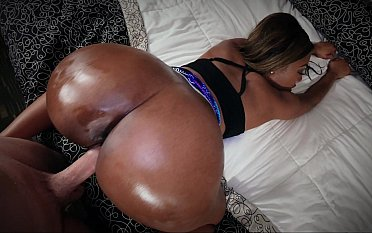 Black butts are better