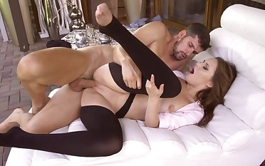 Sexual pussy romance in fetish scenes for Shelley Blissq