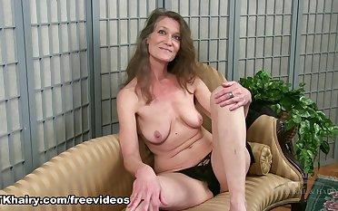 Amazing pornstar in Incredible Hairy, Brunette sex scene