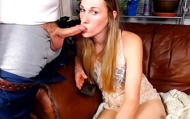 Tranny whore sucks well live on Cruisingcams com