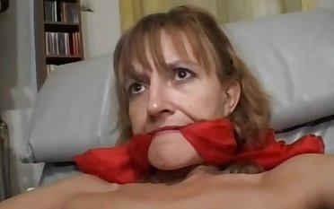 Amateur Porn Mother I´d Like To Fuck gets will not hear of bum and twat toyed
