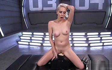 Sexy kermis fucking sex utensil